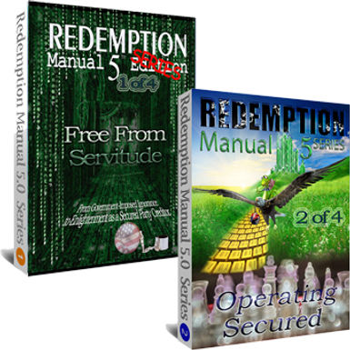 Redemption Manual Book 1 & 2