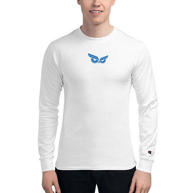 Moziah Blue Owl Cntr Men's Champion Long Sleeve Shirt