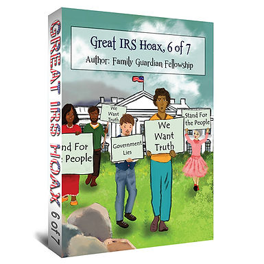 Great IRS Hoax (Book 6)