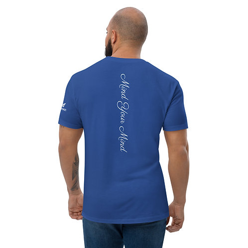Mind Your Mind YinYnag Short Sleeve T-shirt
