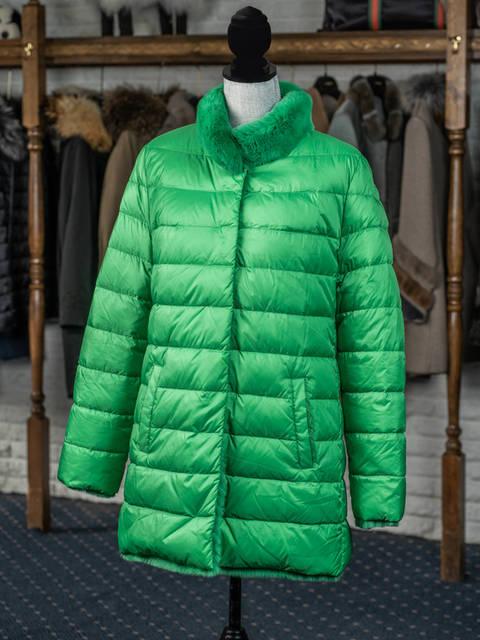 Emerald Green Quilted Rex Stroller