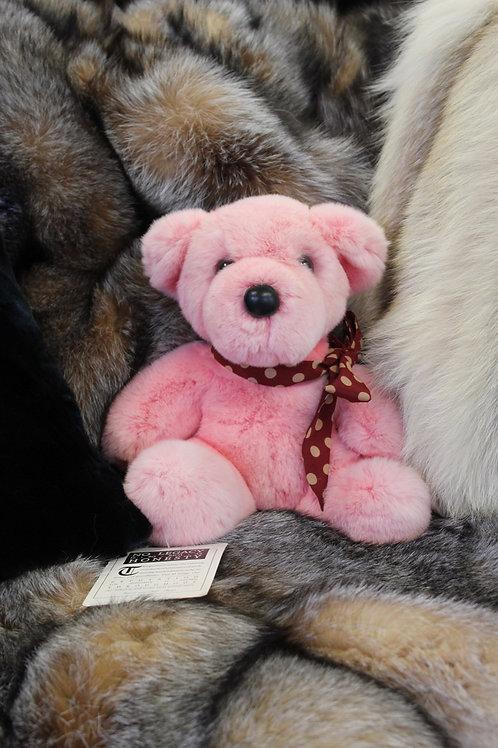 Pink Rex Teddy Bear
