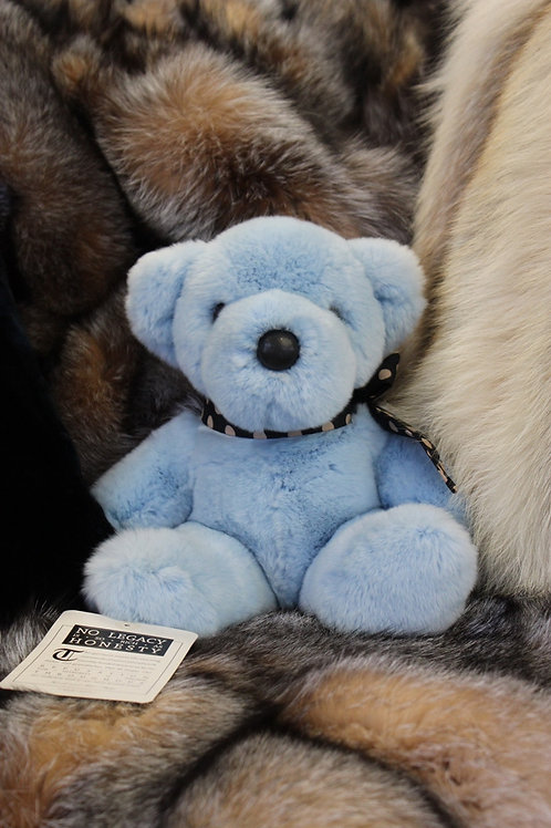 Blue Rex Teddy Bear