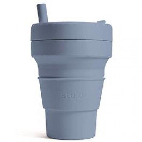 Foldable Pocket Mug 470 mL - Dark Grey