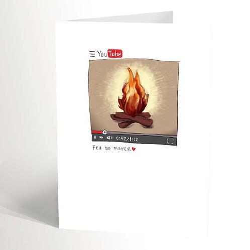 Youtube Card