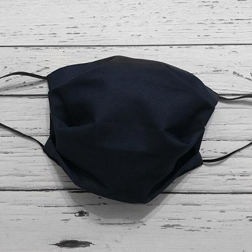 Reusable Face Mask - Dark Blue (Adult)