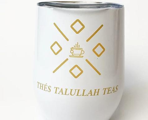 Talullah Insulated Tea Glass