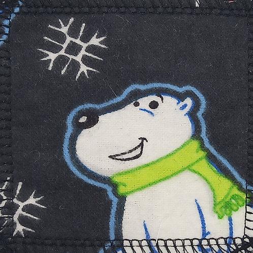 Makeup Remover Pads - Polar Bear