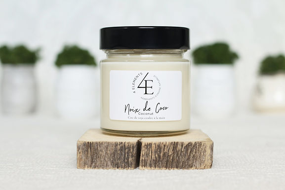 Scented Candle - Coconut