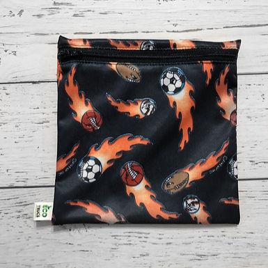 Reusable Sandwich Bag - Sports