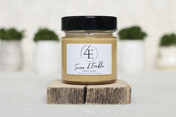 Scented Candle - Mapple Sirup
