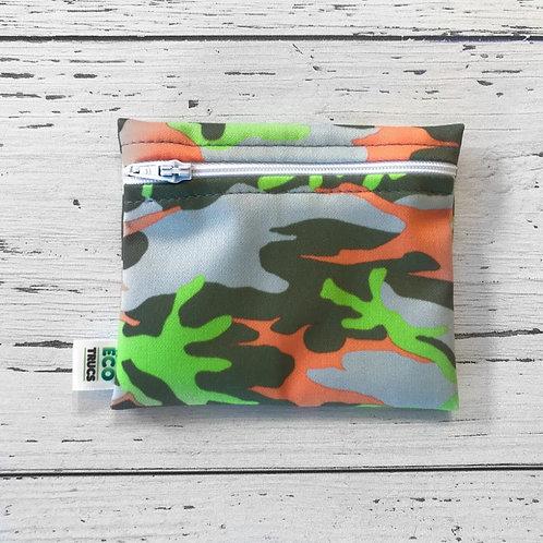 Reusable Mini Snack Bag - Army