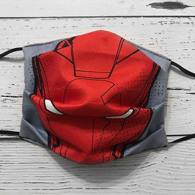Reusable Face Mask - Ironman (Children)