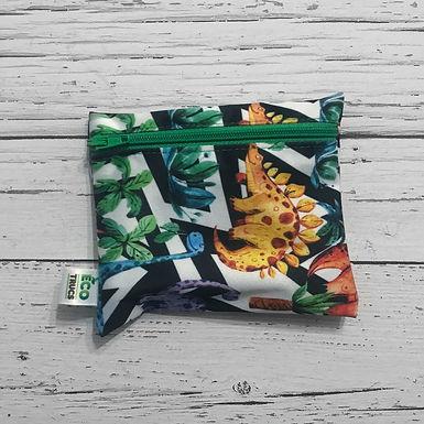 Reusable Mini Snack Bag - Prehistoric