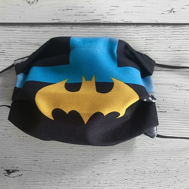 Reusable Face Mask - Batman #2 (Children)