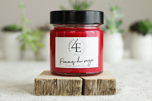 Scented Candle - Orchard Apples