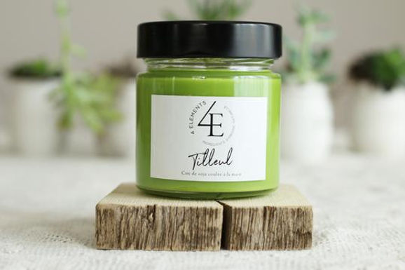 Scented Candle - Linden Tree