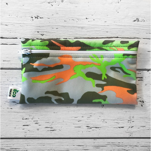 Reusable Snack Bag - Army