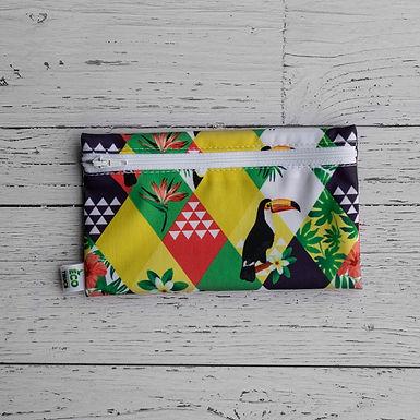 Reusable Snack Bag - Toucan