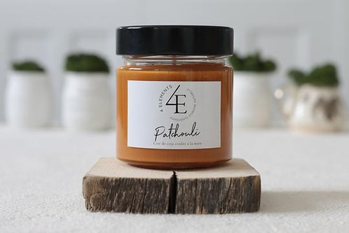Scented Candle - Patchouli