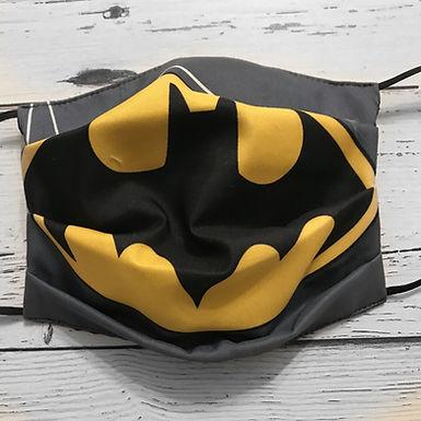 Reusable Face Mask - Batman (Adult)
