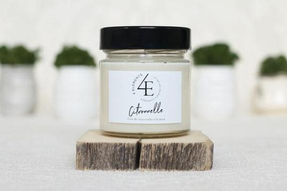 Scented Candle - Citronella