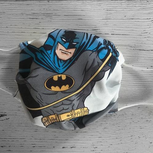 Reusable Face Mask - Batman #3 (Children)