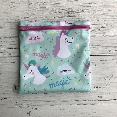 Reusable Sandwich Bag - Magic Unicorn