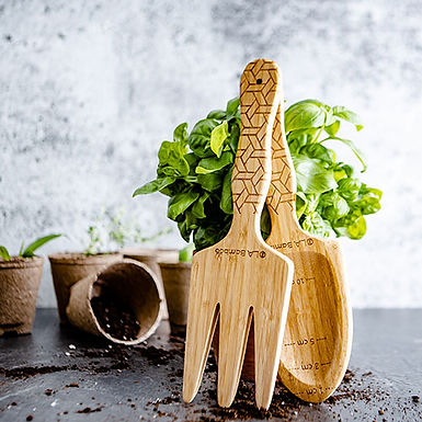 Bamboo Garden Tools