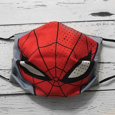 Reusable Face Mask - Spiderman (Children)