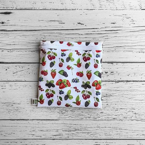Reusable Sandwich Bag - Wild Berries