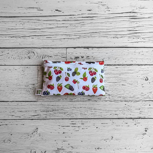 Reusable Snack Bag - Wild Berries