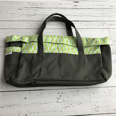 Carrying Bag for Masson Pots - Leaves