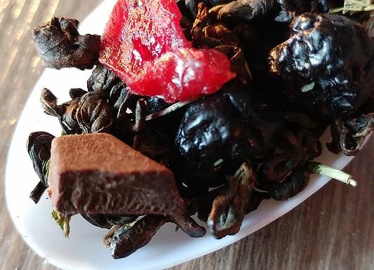 Paloma Collection - Dessert tea 'Le choco-bleu'