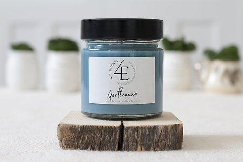 Scented Candle - Gentleman