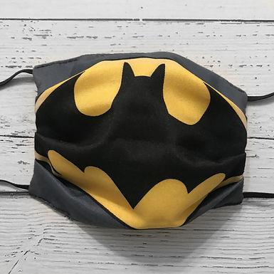 Reusable Face Mask - Batman #1 (Children)
