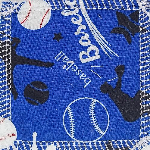 Makeup Remover Pads - Baseball