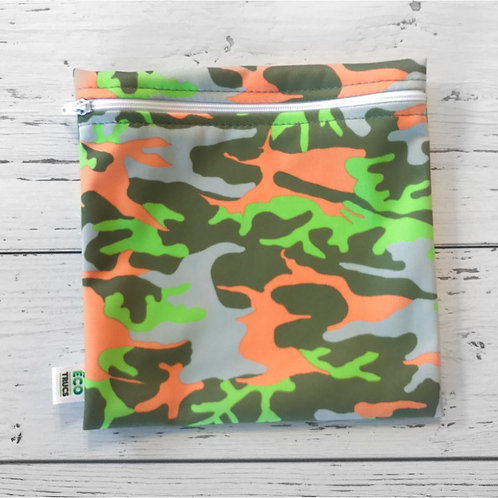 Reusable Sandwich Bag - Army
