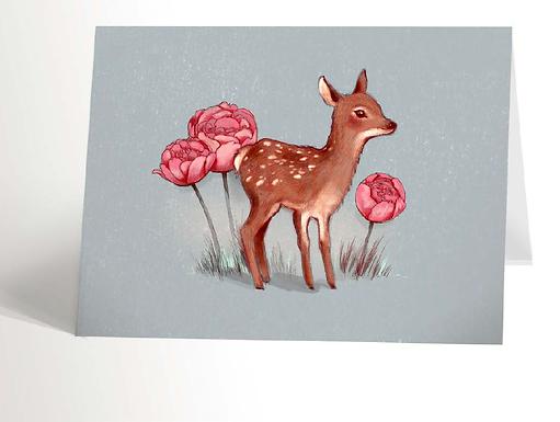 Bambi Card