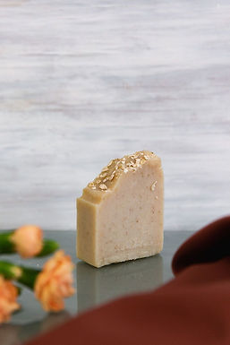 Soap Bar - Soy Milk & Oatmeal