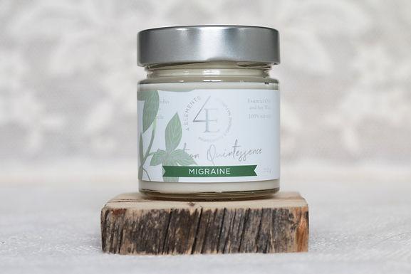 Essential Oil Candle - Migraine