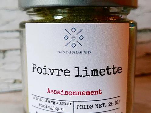 Pepper-Lime Seasoning