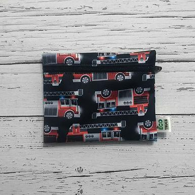 Reusable Mini Snack Bag - Fireman