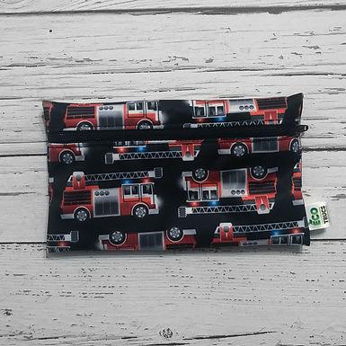 Reusable Snack Bag - Fireman