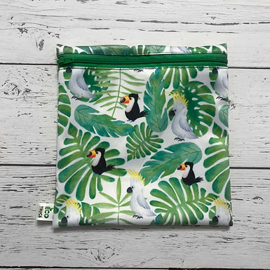 Reusable Sandwich Bag - Nature