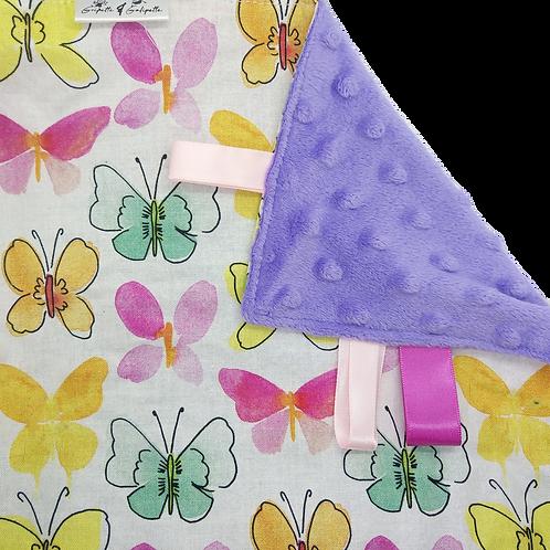 Doudou Labels - Butterflies