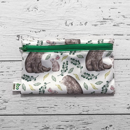 Reusable Snack Bag - The Bear & The Hare