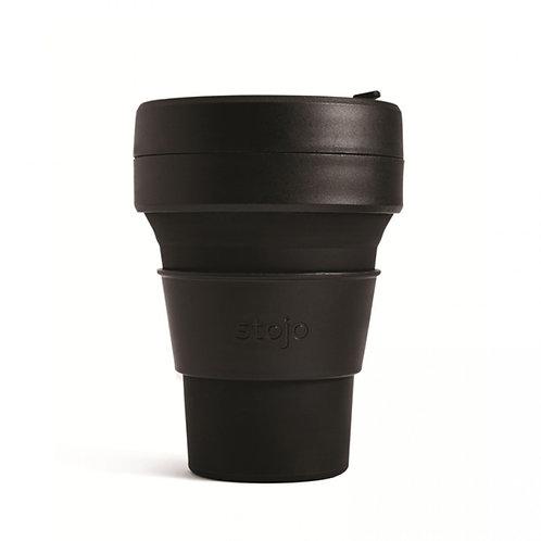 Foldable Pocket Mug 355 mL - Black