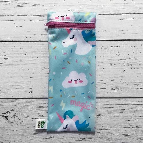 Utensil/Toothbrush Bag - Magic Unicorn (Small)