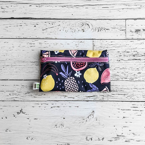 Reusable Snack Bag - Fruits (Recycled Water Bottles)